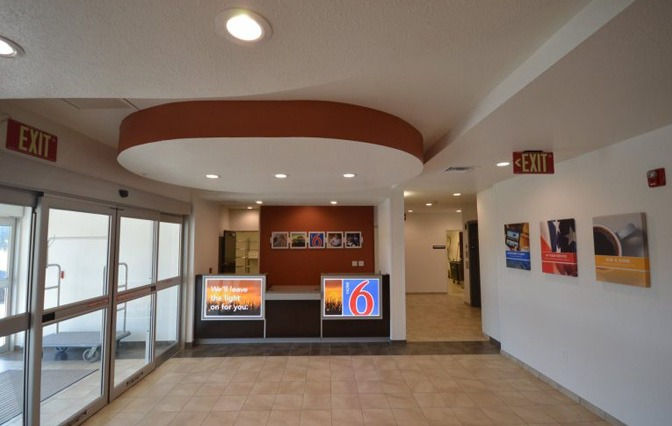 Motel 6 poplar bluff hotel design project dille traxel for Design hotel 6