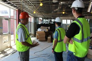 Poplar Bluff Middle School reno and tour