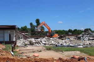 Poplar Bluff Middle School renovations