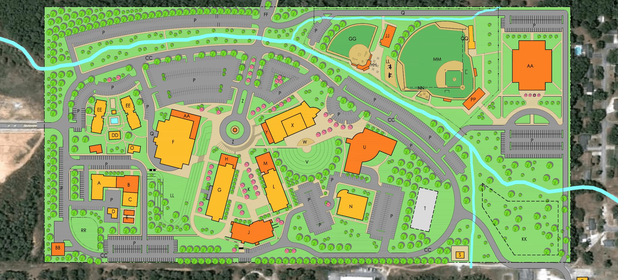 master planning design