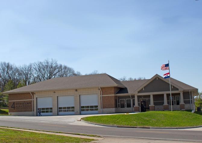 Cape Girardeau Fire Station No. 4