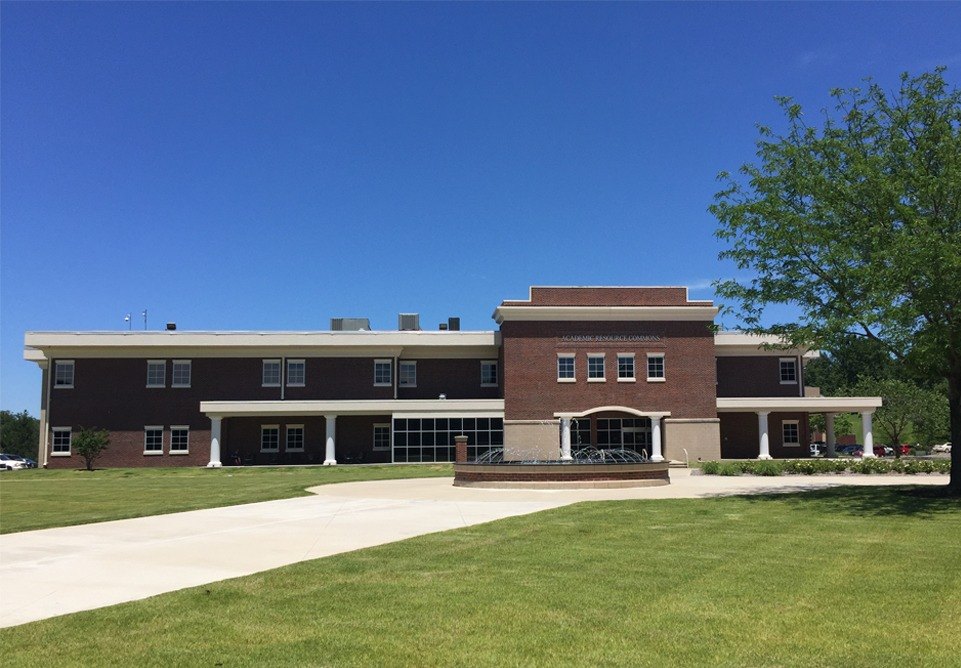 Three Rivers College, Academic Resource Commons