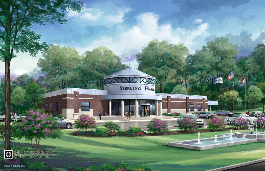 Sterling Bank Van Buren, MO Architecture