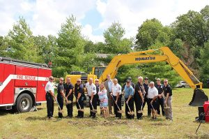Cape Girardeau Fire Station ground breaking