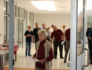Poplar Bluff Middle School Ribbon Cutting