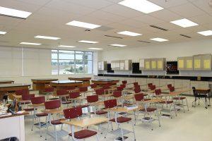 PBHS classroom