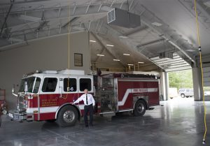 Cape Girardeau Fire Station No. 4