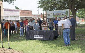 City of Hayti, Mayor Green
