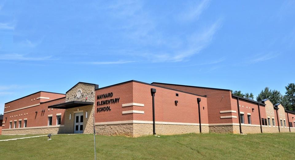 A new facility for Maynard Elementary School