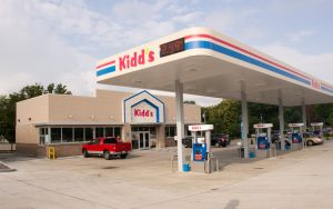 Kidd's convenience store