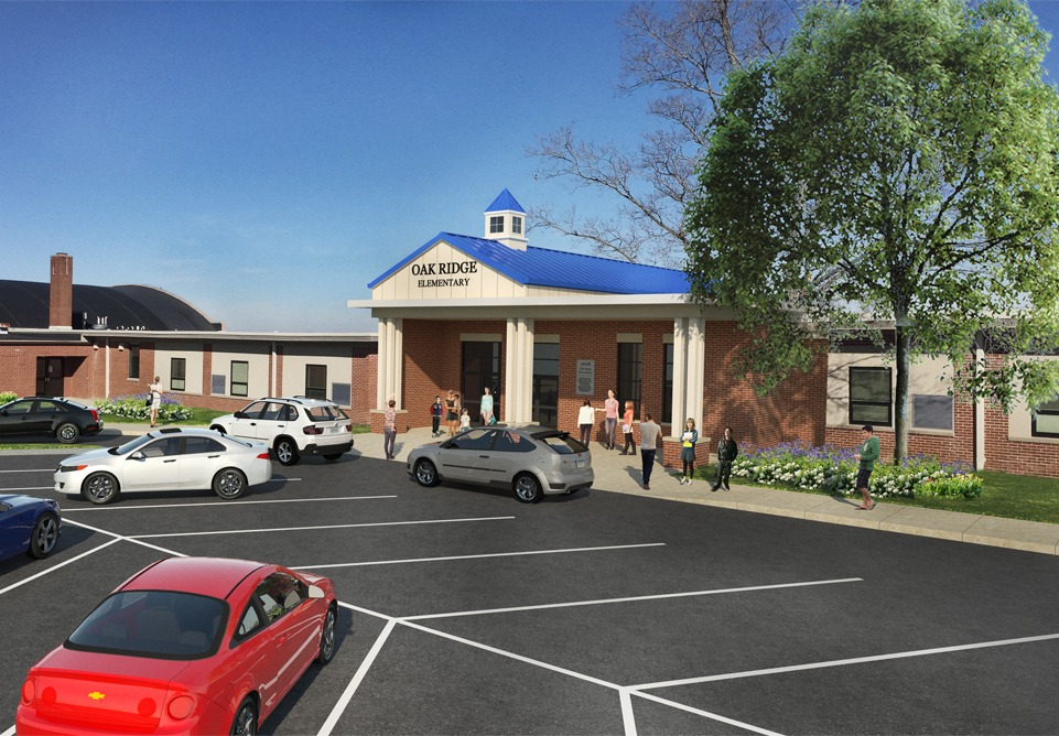 Expansions Starting for Oak Ridge R-VI School District