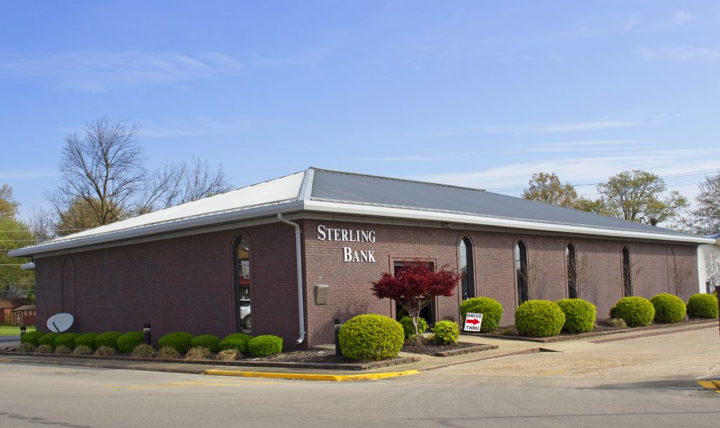 Sterling Bank, Campbell